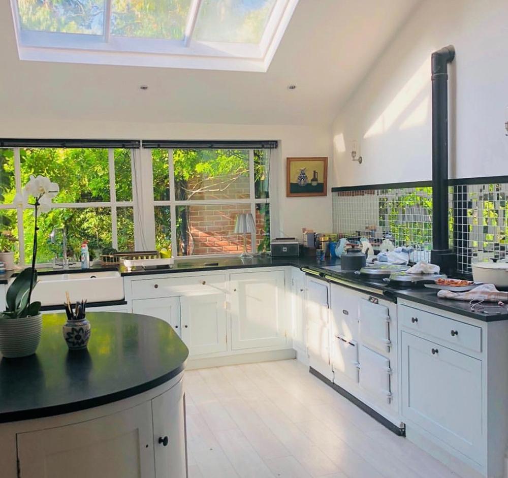 kitchen, cambridgeshire village